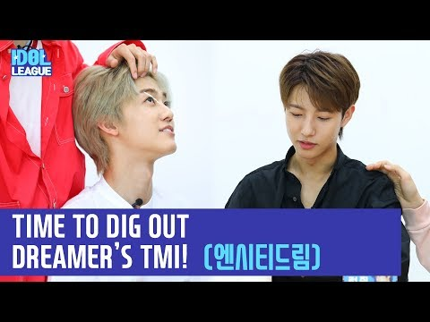 (ENG SUB) NCT DREAM(엔시티드림), TIME TO DIG OUT DREAMER'S TMI! - (4/5) [IDOL LEAGUE]