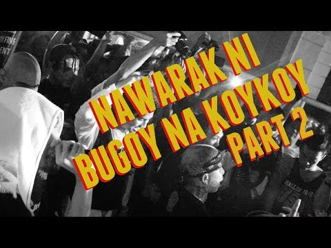 "Bugoy na Koykoy - ""Wild Dogs Tv - Nawarak Part 2"""