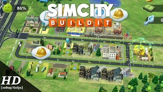 SimCity BuildIt Android Gameplay [1080p/60fps]