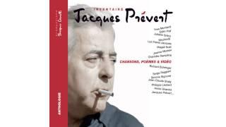 Jacques Prévert - Ce N'est Pas Moi Qui Chante
