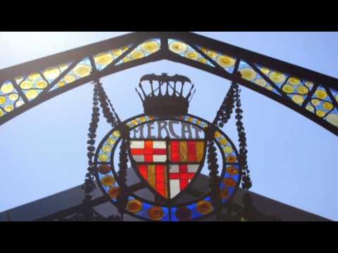 A legjobb hely, ahol lehetsz!: Barcelona Anthony Andersonnal (1.évad 3.rész)