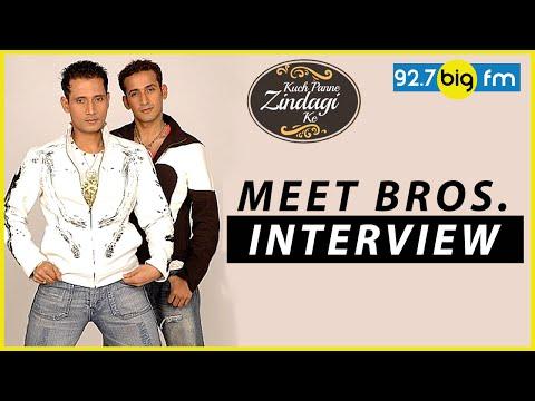 Meet Bros Interview | Kuch Panne Zindagi Ke