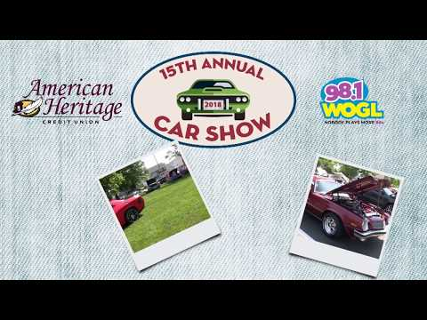 Car Show 2018 Overview