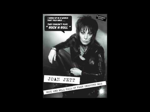Joan Jett - Rock & Roll Hall of Fame 2015 (Inductee)
