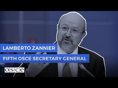 OSCE Secretary General: Farewell Reflections