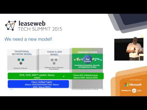 Group-based policy model in OpenStack: what's in it for me? B. Menkveld, LeaseWeb Tech Summit 2015