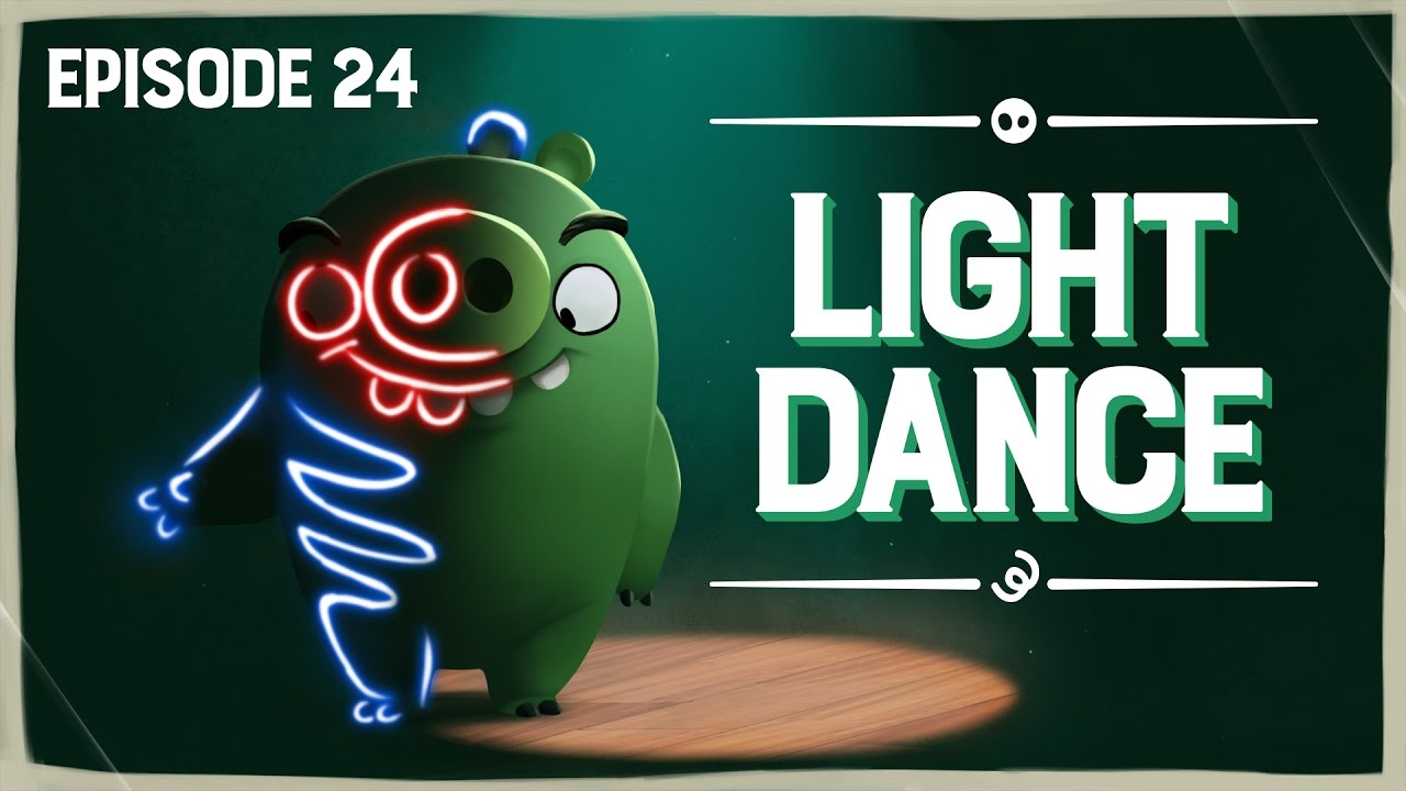 Piggy Tales - Third Act   Light Dance - S3 Ep24 - YouTube