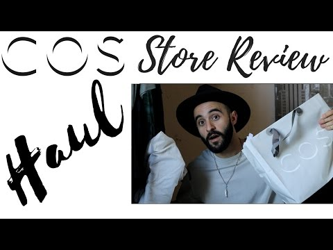 COS STORE REIVEW AND HAUL ( my new favorite store)