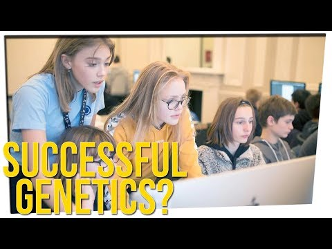 Study Finds Genetics Play Strong Role in Academic Success ft. Jess Lizama & DavidSoComedy