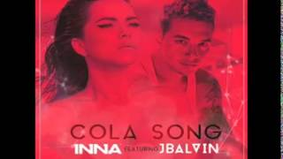 INNA Ft J Balvin -  Cola Song  (Audio)