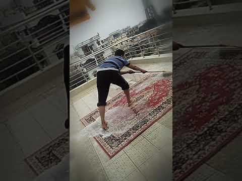 Carpet clean krne ka asaan tarika