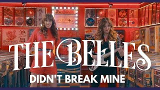 Смотреть клип The Belles - Didn't Break Mine