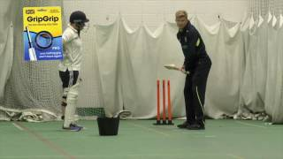Sam Billings GripGrip Coaching Session