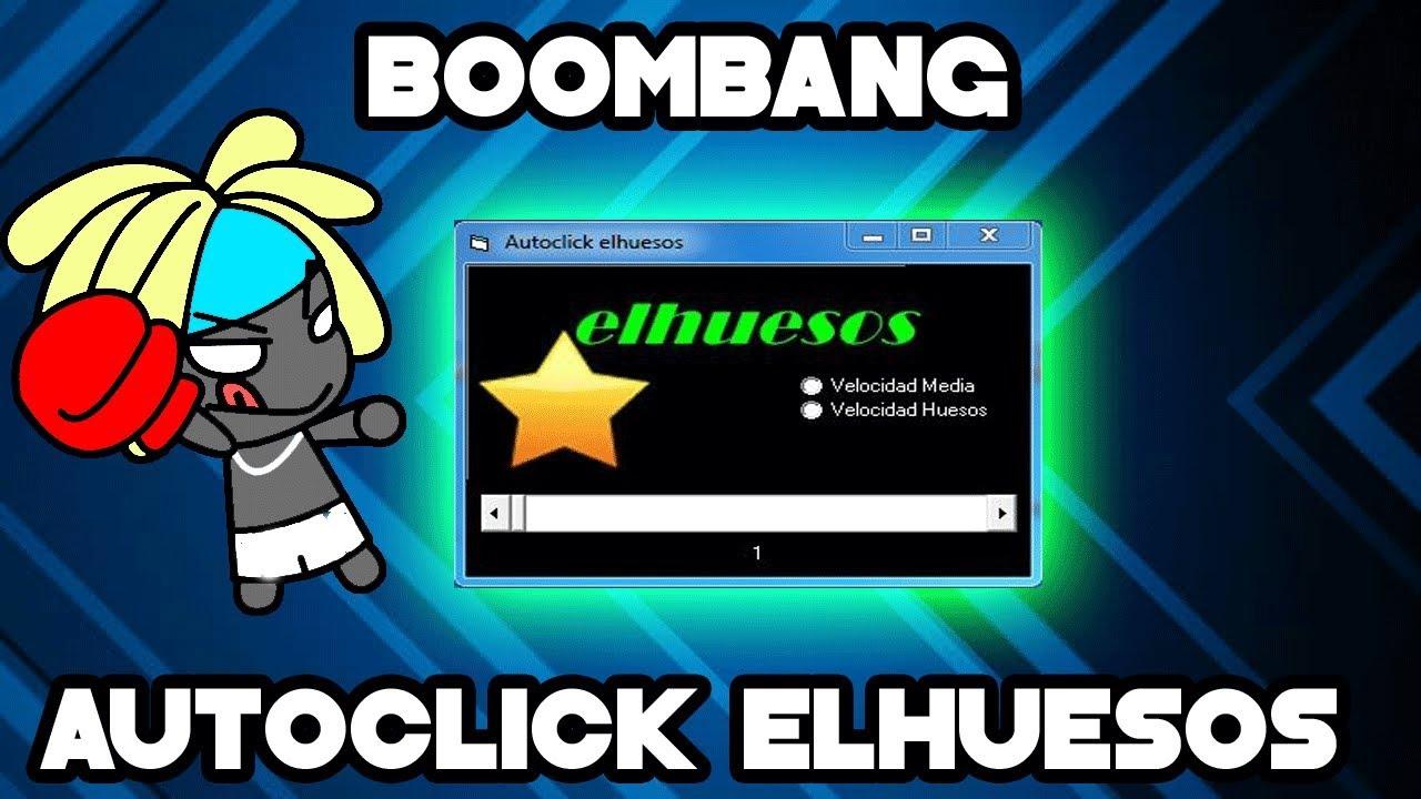 el mejor autoclick para boombang gratis