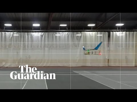 First ever plane with no moving parts takes flight | Science | The