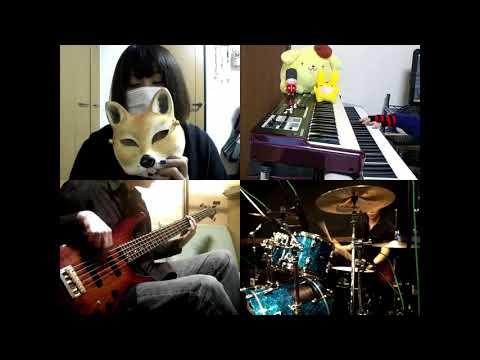 [HD]Houseki no Kuni OP [Kyoumen no Nami] Band cover