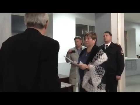 37.Ишим Председатель Сергеева Е.не дает акты в руки для ознакомления
