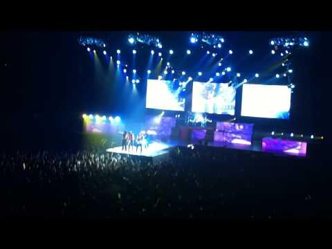 SCORPIONS 7 marzo 2014 (Madrid) ¨ Rock you like a Hurricane¨ + Despedida final