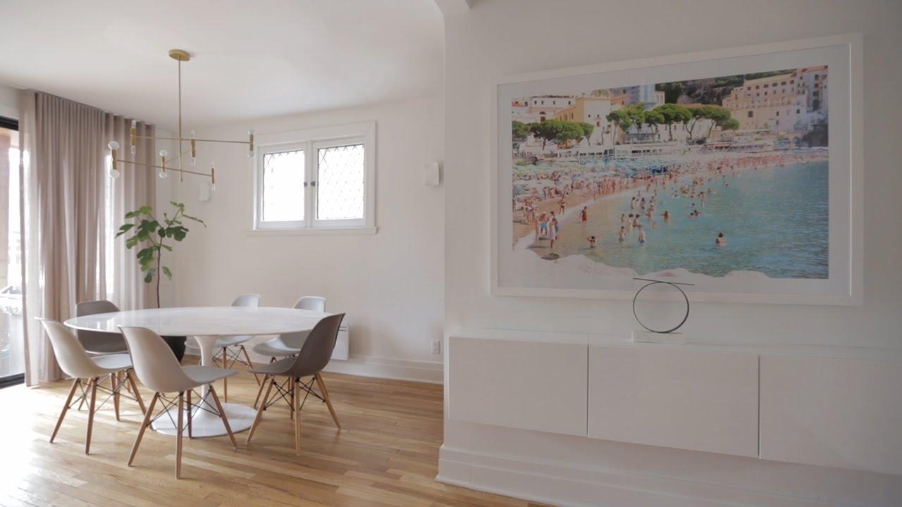 Interior Design A Charming Family Home Makeover