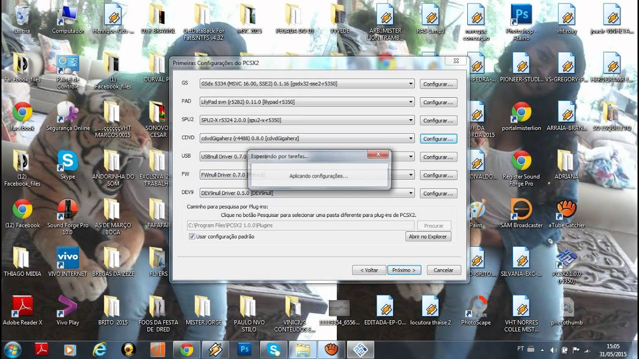 PLUGINS PCSX2 OS TODOS BAIXAR PARA 1.0.0