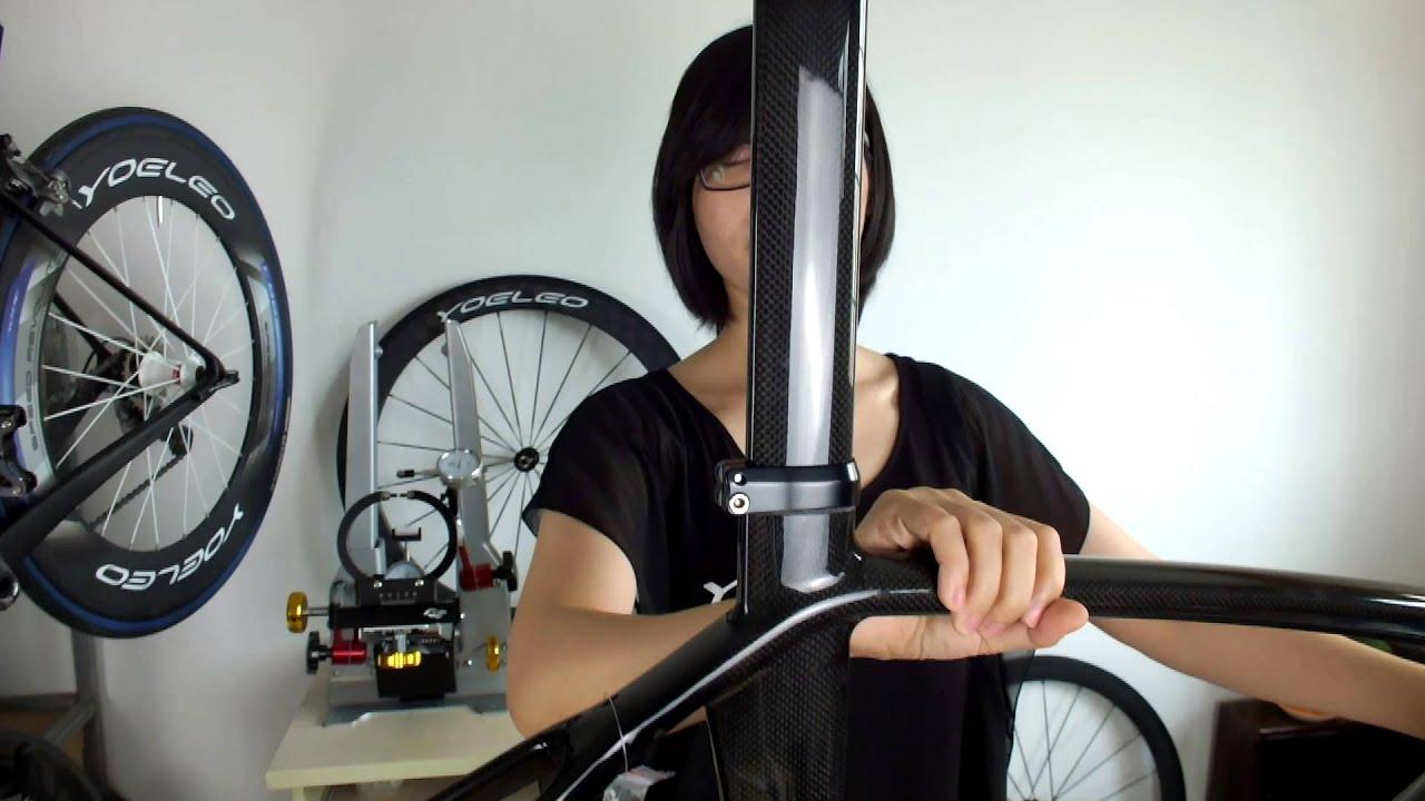 yoeleo carbon disc brake road bike frame chinese carbon frame youtube