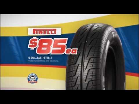 Bob Jane T-Marts 2010 Ad