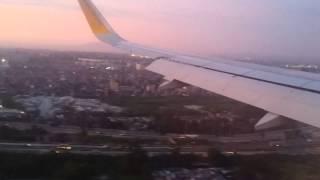 5J 760 Cebu Pacific Air Landing MANILA