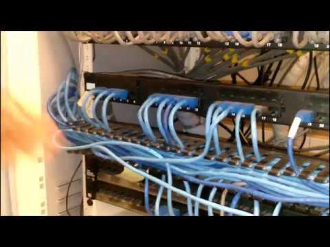Adecuacion Cuarto de Rack y cuarto de Telecomunicaciones