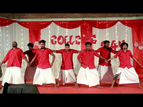 Kayyoorulloru Dance Video | sree keralavarma college thrissur-2k18 | Footlights choreography |