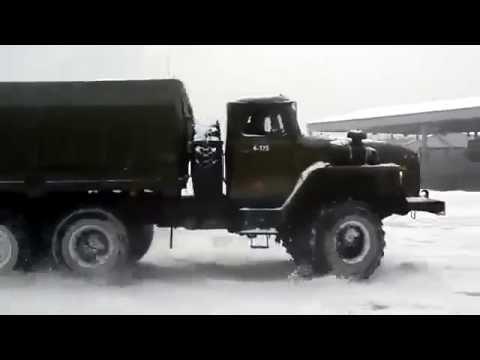 ЭТО РОССИЯ ДЕТКА / АРМЕЙСКИЙ ДРИФТ / ARMY TRUCK URAL-4320 DRIFT