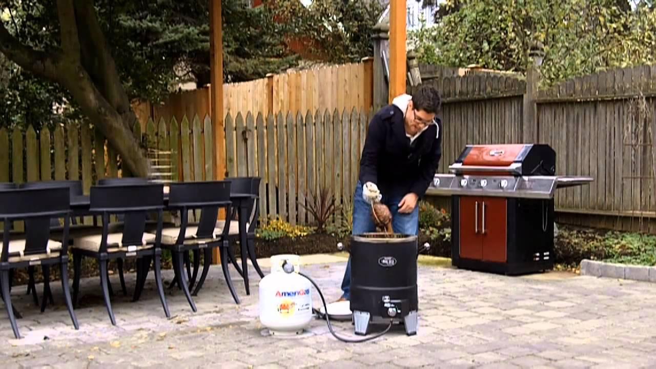 Oil less turkey fryer recipes big easy