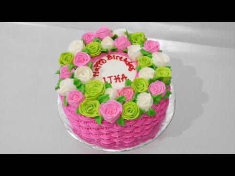 flower-basket-cake-decoration