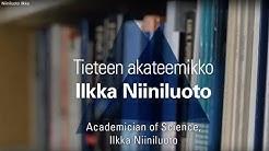 Akateemikko Ilkka Niiniluoto