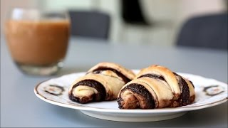 How to make chocolate rugelach, a favorite Jewish pastry