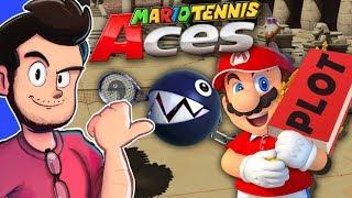 Mario Tennis Aces & Story - AntDude