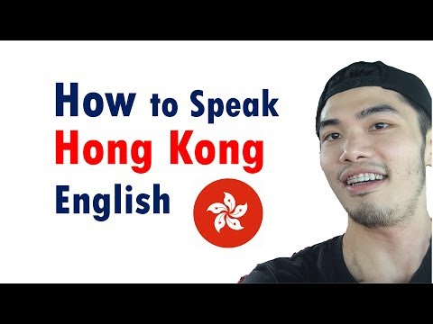 Hong Kong English