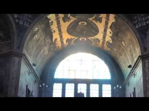 Inside The Holy Trinity Cathedral, Sibiu (Romania)