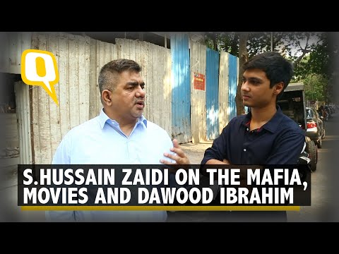Want to Know What Dawood Ibrahim Is Upto? Hear From Author Hussain Zaidi