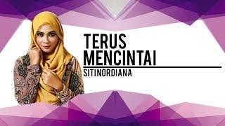 Video Terus Mencintai| Siti Nordiana| Karaoke download MP3, 3GP, MP4, WEBM, AVI, FLV Juli 2018