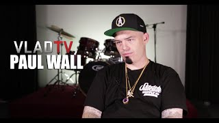 Paul Wall On Slim Jesus: I