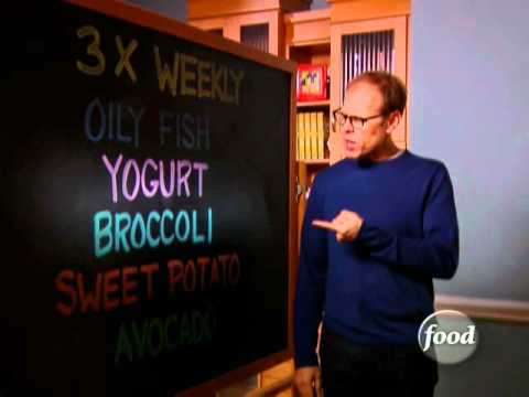 Simplify Your Diet with Alton Brown's Four Lists Method