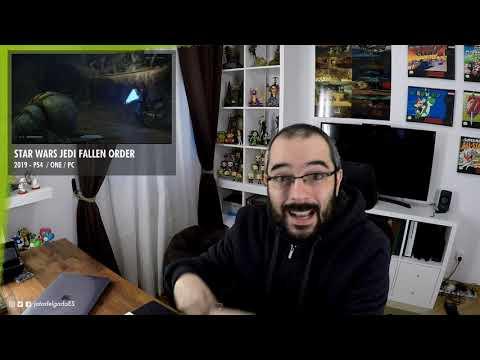 STAR WARS JEDI FALLEN ORDER - Análisis / Review - NO SPOILERS - jotadelgado.com