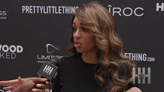 Melyssa Ford Shares Advice For Up And Coming Artists