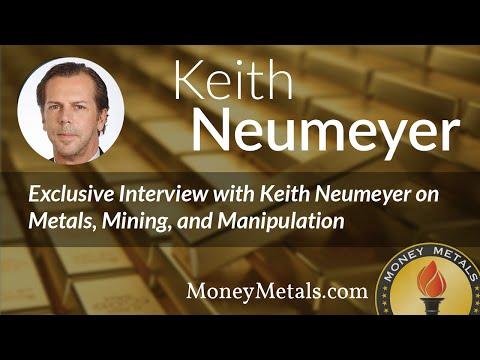 Exclusive Interview with Keith Neumeyer on Metals, Mining, a