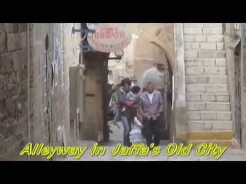Old Jaffa Tel Aviv travel guide: Tour guide: Zahi Shaked יפו העתיקה מדריך למטייל