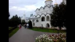 Видеопрогулка по Суздалю. Покровский Монастырь.(, 2014-09-08T14:42:44.000Z)