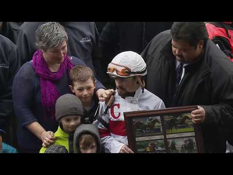 2016 | Justin Stein Retirement Ceremony