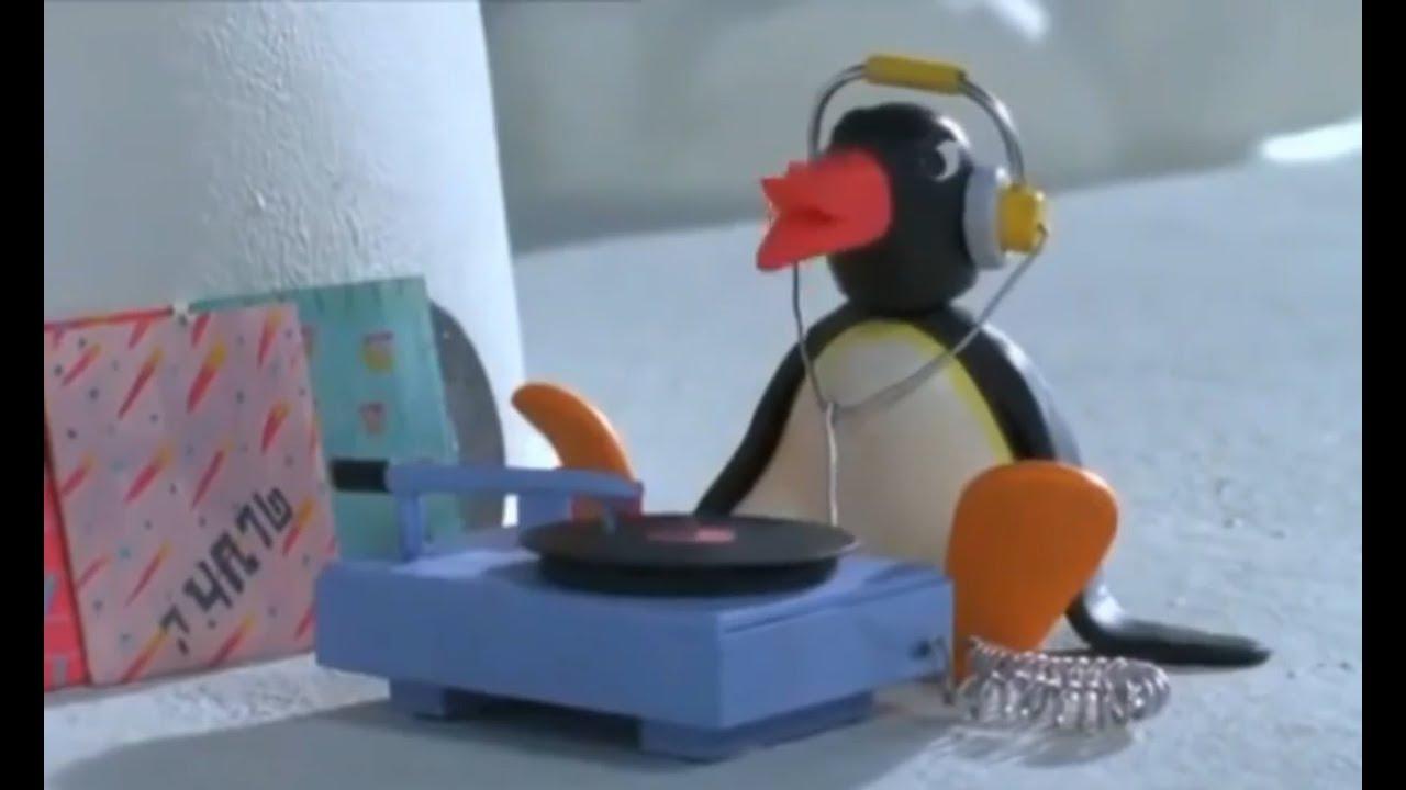 Pingouin Boum Boum Tam Tam Tu Va Rire