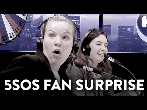 5 Seconds Of Summer Surprise Two Major Fans! Mp3