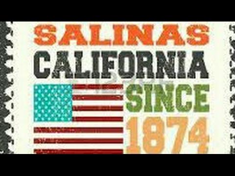 Salinas California - Chinatown Series